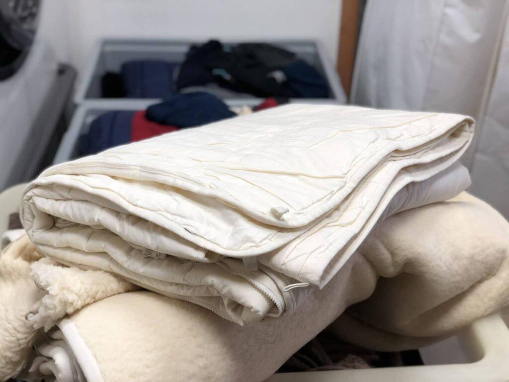 hoe vaak moet je een dekbed wassen of laten reinigen
