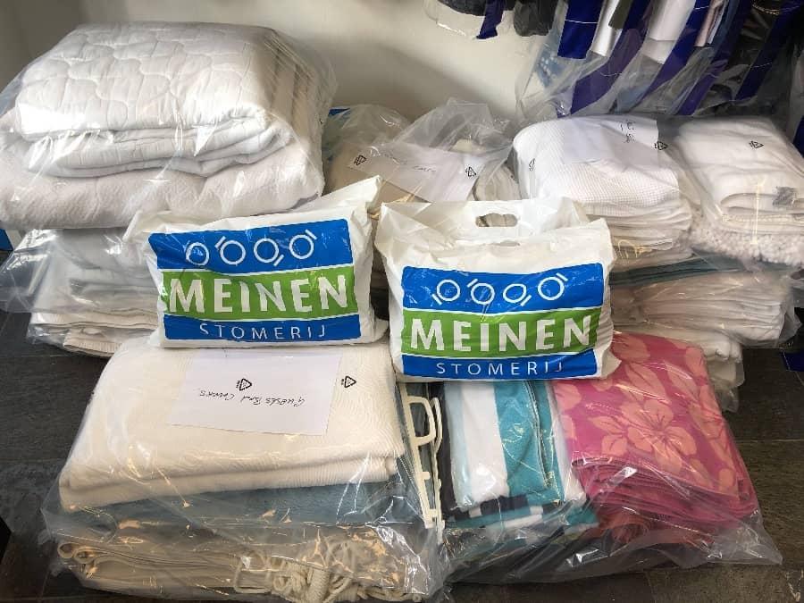 Zakelijk textielreiniging